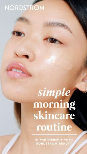 Shop Sandy Lin's glowing skin care routine at Nordstrom