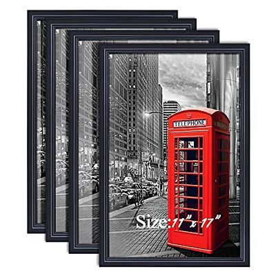 Details About Petaflop 11x17 Poster Frames Black Wall Mounting Picture Frame For 11x17 Inch Of In 2020 Poster Frame 18x24 Poster Frame Wall Poster Frame