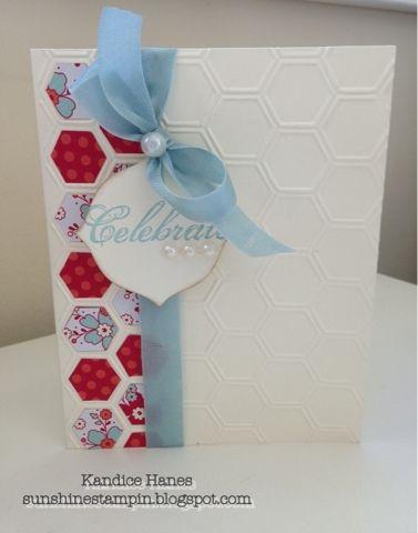 Honey Comb Hexagons