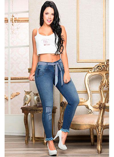 online aquí producto caliente calidad y cantidad asegurada Jeans levanta cola colombianos, ✅ venta de ropa de mujer ...