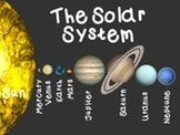 Solar Sytem Poster Elementary Astronomy Free By Planet Doiron From A Thematic Earth Science Unit