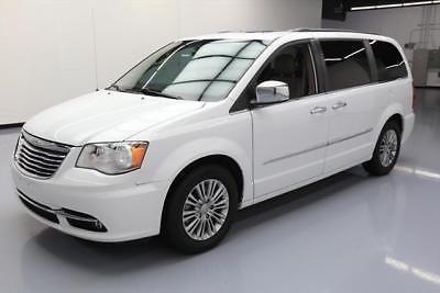 2016 Chrysler Town Country Touring Mini Passenger Van 4 Door