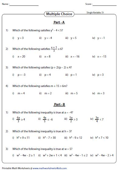 20 Writing And Evaluating Expressions Worksheet Di 2021 Evaluating expressions worksheet 6th grade