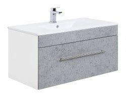 289 Euros Bathroom Furniture Santini 100 Concrete