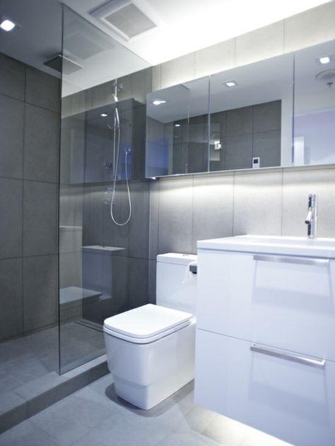 Wunderbar Dusche Badgestaltung Kleines Bad Moderne Badezimmer