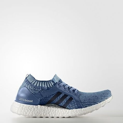 Ultraboost X Parley Shoes Core Blue 7.5
