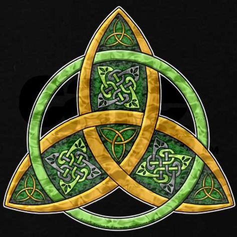 Celtic Trinity Knot Hoody