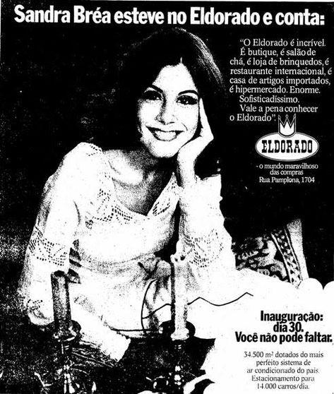 Pin em Propagandas Brasileiras dos Anos 70 (Brazilian Ads ...