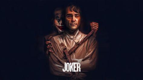 Wallpaper 4k Arthur Fleck Joker Wallpaper