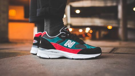 New Balance M991.9 Made In England(画像あり)