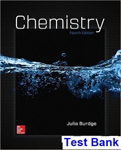 Chemistry 4th Edition Burdge Test Bank TestBank Download