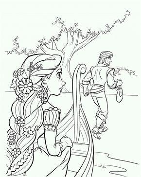ausmalbilder rapunzel malvorlagen pdf | aglhk
