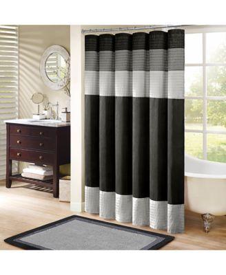 Madison Park Amherst 72 X 72 Shower Curtain Reviews Shower