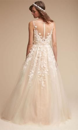 Bhldn Ariane Wedding Dress Used Size 12 800 In 2019