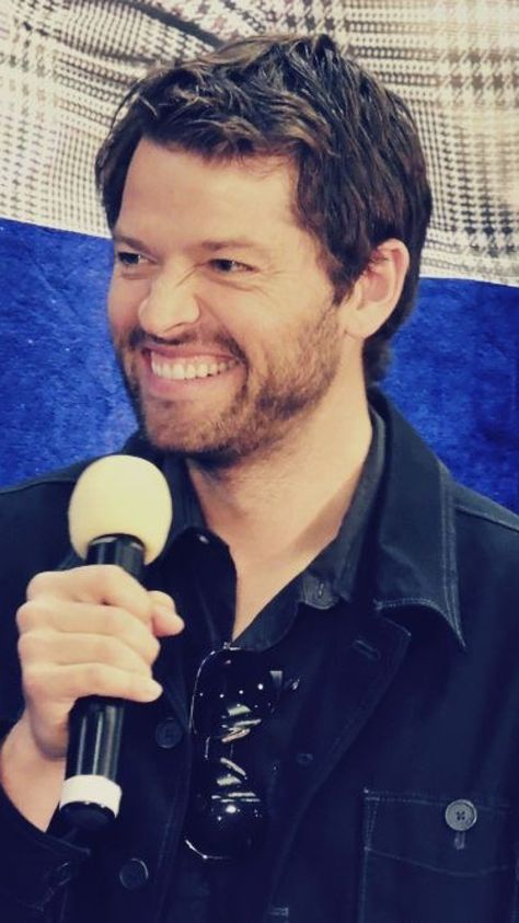Pin by Gia C on My obsession with Supernatural | Misha