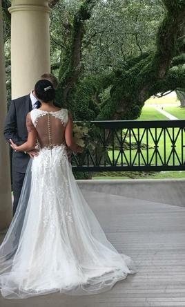 David S Bridal Galina Signature Style Swg722 Wedding Dress
