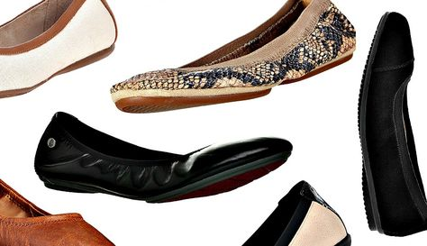 Most Comfortable Ballet Flats for Travel 2019 (They're Cute