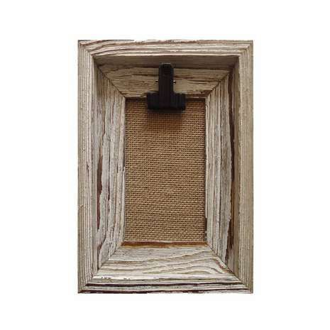 Pin By Samira On Show It Store It Photo Frame Bulldog Clip Wooden