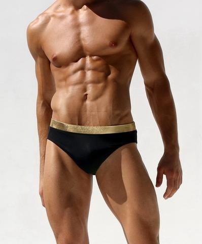 Men/'s 4 Color Jockmail Underwear Bulge Quick Dry Briefs Shorts Underpants M-2XL