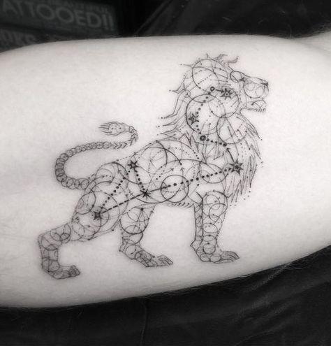 67 Ideas Tattoo Ideas Female Small Ears Zodiac Signs Leo Tattoo Designs Leo Tattoos Leo Zodiac Tattoos