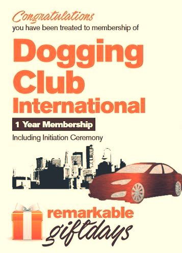 Do you enjoy Dogging Swinging Casual Sexual Encounters Our Dogging Club Membership Experience claims to offer you one years membership to the Dogging Club International. #dogging #doggingclub #prankgift #jokegift #pranks