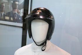 Ken Miles Movie Costume Helmet Ford V Ferrari In 2020 Christian