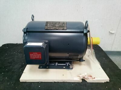 Advertisement Ebay Marathon 215ttdbd6026 10 Hp 1770 Rpm 230 460v 3 Phase General Purpose Motor In 2020 Marathon Motors Motor Electric Motor
