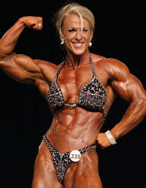Kris Murrell   Muscle women, Muscle girls