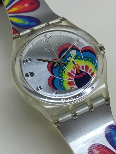Swatch Watch Magical Parade by ThatIsSoFunny on Etsy