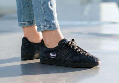Buty adidas gazelle og s78877 all black