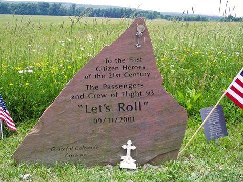9-11-2002 United Airlines Flight 93