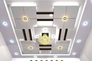 Metal False Ceiling Products False Ceiling Shop Living Rooms False Ceiling Design Circle False In 2020 Ceiling Design Modern Ceiling Design Living Room Ceiling Design