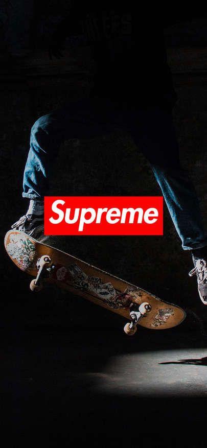 Free Download Wallpaper Iphone Xs Xr Xs Max Supreme Wallpaper Skateboard 1125 2436 Supreme Wallpaper Iphone Wallpaper Wallpaper Free Download