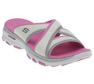 9c46d340acd4 skechers sandals qvc