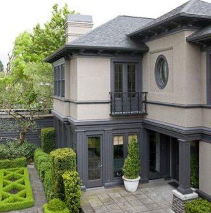 Trendy House Exterior Colors Stucco Ideas Exterior Paint Colors
