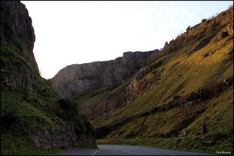 Cheddar Gorge is perfect for a romantic day out!