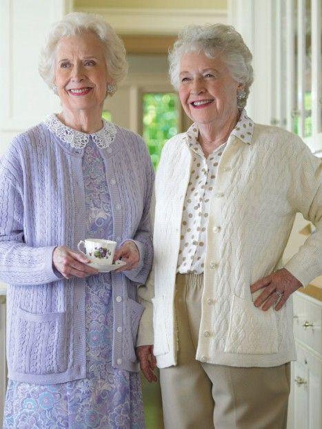 Image Result For Dress For Elderly Woman Knitwear Women Elderly Clothing Sweaters