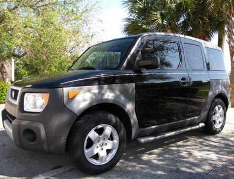 7988 2004 Honda Element Ex Cheap Cars For Sale Used Cars