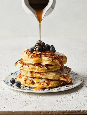 Honey Lemon Cottage Cheese Pancakes Recipe In 2020 Cottage Cheese Pancakes Cheese Pancakes Honey Pancakes