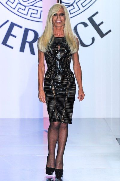 Atelier Versace Fall 2012 Couture Fashion Show In 2020 Couture