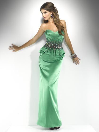 Flirt Dress P5711 at Peaches Boutique