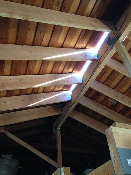 How We Turned Our House Into A Giant Foam Box Part Ii Ceiling Insulation Frugal Happy Ceiling Insulation Home Insulation Diy Wood Plans
