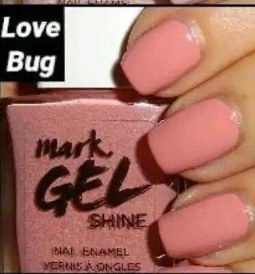 Avon Mark Gel Shine Love Bug Nail Polish Nail Polish Collection My Nails