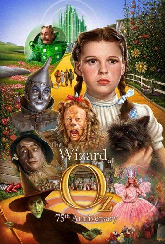 Amazon.com: 27 x 40 The Wizard of Oz IMAX 3D Movie Poster: Prints: Posters & Prints