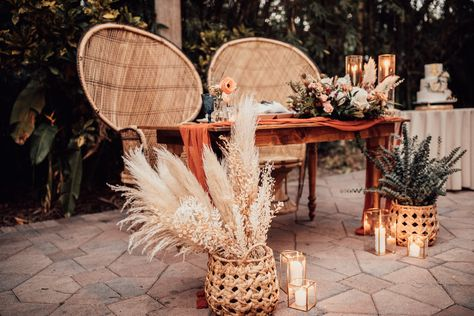Our PEACOCK chairs are a real-life rattan thrown! Take a sweet QUEEN! Visit our full collection by clicking the link! Wedding Desert Table, Wedding Chairs, Church Wedding Flowers, Wedding Reception, Wedding Ideas, Wedding Couples, Wedding Bells, Wedding Bouquets, Wheat Wedding