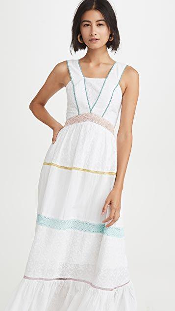 Tigerlily Namita Maxi Dress Maxi Dress Dresses Tiered Skirts