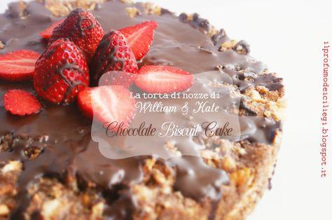 Le cose di Marta: Chocolate Biscuit Cake. La torta di nozze di Willi...
