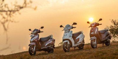 Honda Activa 125 Bs6 Vs Suzuki Access 125 Vs Hero Maestro Edge 125
