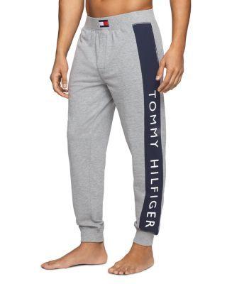 Tommy Hilfiger Logo Striped Jogger Pants Men Bloomingdale S Jogger Pants Tommy Hilfiger Joggers