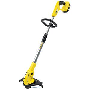 Karcher Ltr 18 30 Cordless Grass Trimmer Battery Set 150 00 Wickes Garden Power Tools Trimmers Wickes
